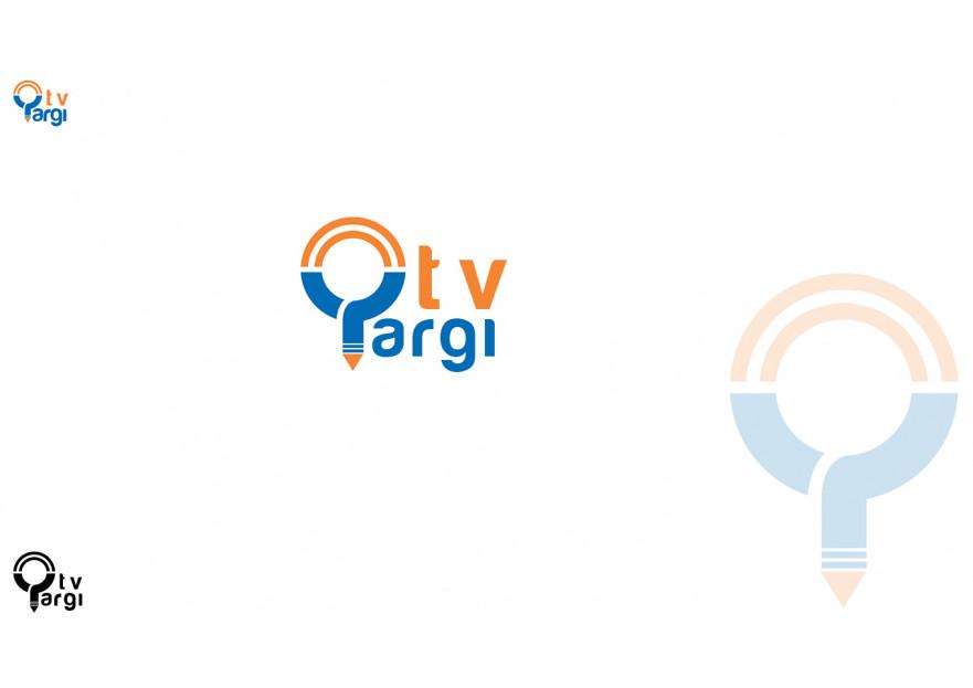 YARGI TV Uzaktan Eğitim Sitemize Logo yarışmasına tasarımcı MustafaGuven tarafından sunulan  tasarım