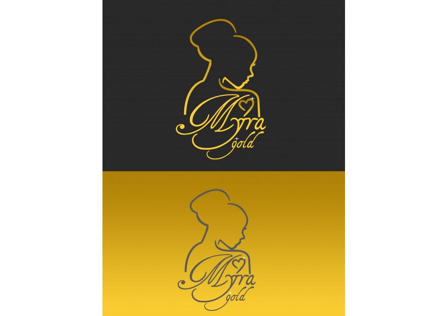 Myra Gold Kurumsal Kimlik Logosu yarışmasına tasarımcı siesta tarafından sunulan  tasarım