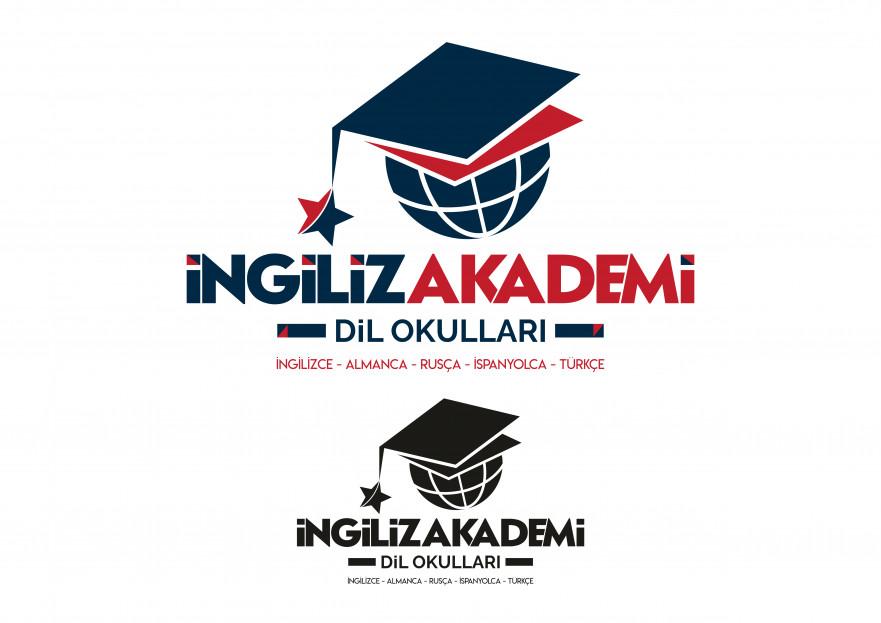Dil Okulumuz için Logo  yarışmasına tufangulsu tarafından girilen tasarım