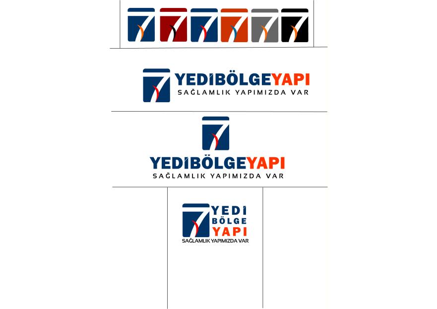İnşaat firmamız için logo tasarımı yarışmasına ltfer tarafından girilen tasarım