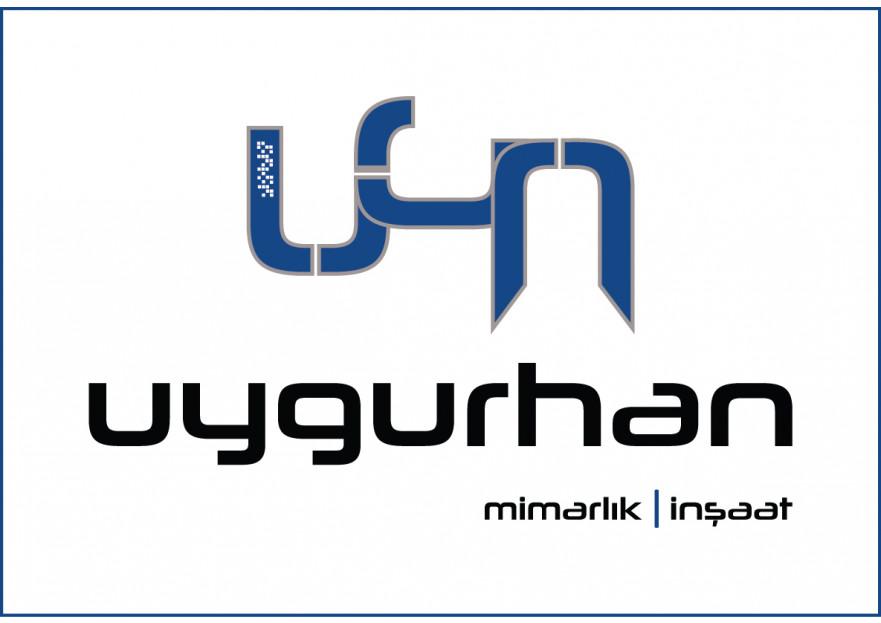 UYGURHAN MİMARLIK LOGOSUNU ARIYOR yarışmasına tasarımcı FTT tarafından sunulan  tasarım