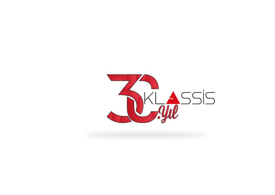 Klassis 30. Yıl Özel Logosu yarışmasına tasarımcı Adnan ALTUN tarafından sunulan  tasarım