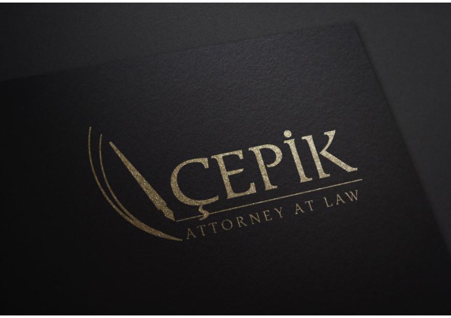 Çok şık ,dikkat çekici  Avukatlık Logosu yarışmasına Art tarafından girilen tasarım