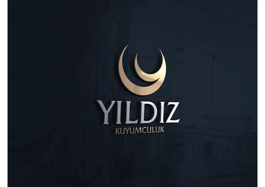 KUYUMCU LOGOSU  yarışmasına tasarımcı huboz tarafından sunulan  tasarım