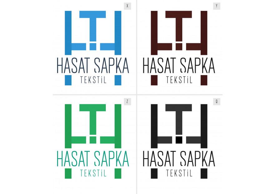 Ht Hasat Şapka Logo çalışması yarışmasına tasarımcı tayfunuzman tarafından sunulan  tasarım