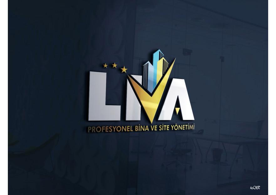 Yönetim Firması Yeni Logo Arıyor yarışmasına byCNR tarafından girilen tasarım
