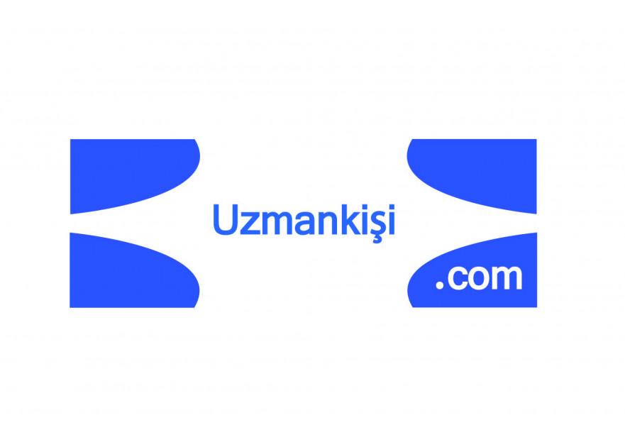 Uzman arama portalı için logo çalışması yarışmasına tasarımcı fisheye tarafından sunulan  tasarım