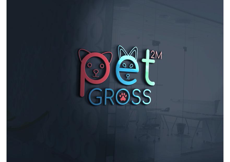 PET MARKET İÇİN LOGO TASARIMI yarışmasına SZR Graphic Design tarafından girilen tasarım
