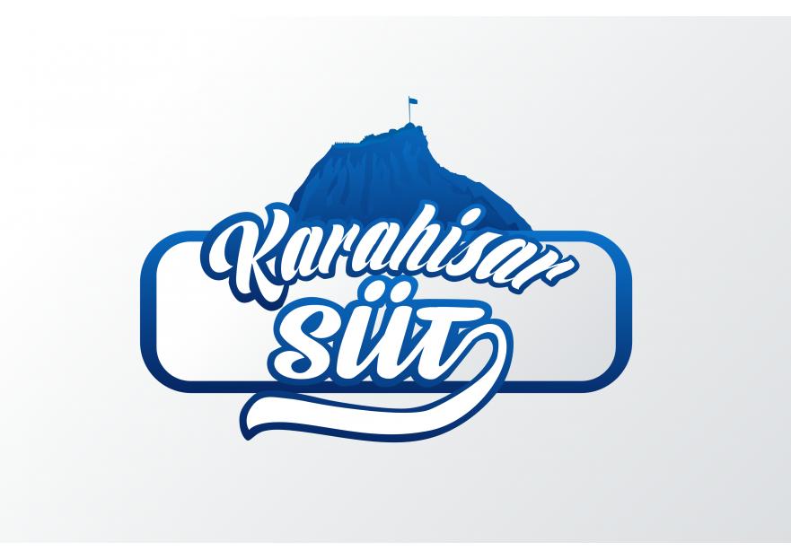 KARAHİSAR SÜT yarışmasına tasarımcı hcetinel tarafından sunulan  tasarım