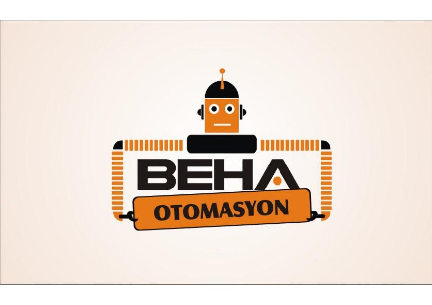 OTOMASYON FİRMASI İÇİN LOGO VE KARTVİZİT yarışmasına tasarımcı grafikerh tarafından sunulan  tasarım