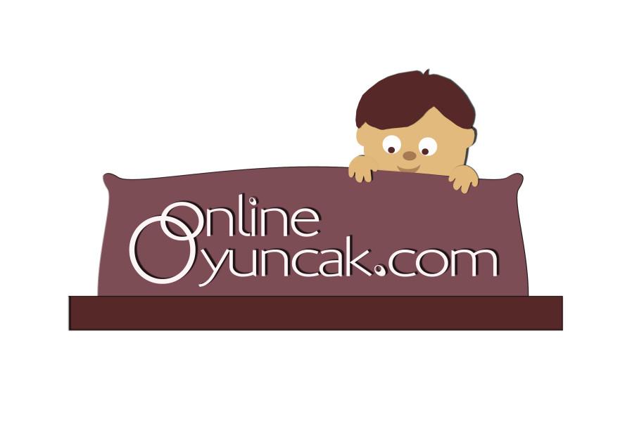 OnlineOyuncak.com Logo Tasarımı. yarışmasına tasarımcı SLNCRY tarafından sunulan  tasarım