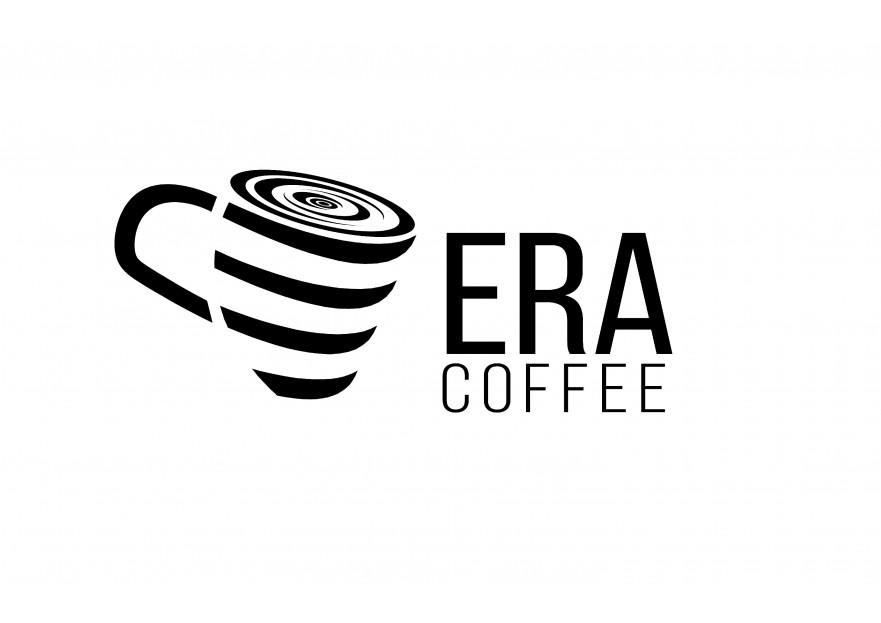 Kahve Dükkanı için Logo yarışmasına tasarımcı Green Cat tarafından sunulan  tasarım