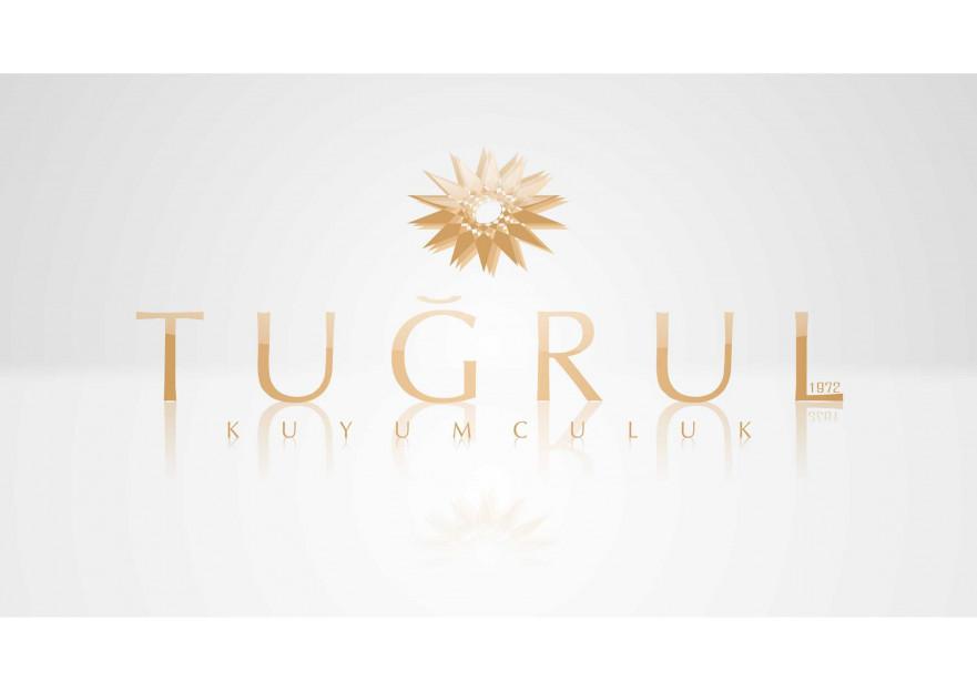 Tuğrul Kuyumculuk için logo yarışmasına tasarımcı ayhnozcmn tarafından sunulan  tasarım