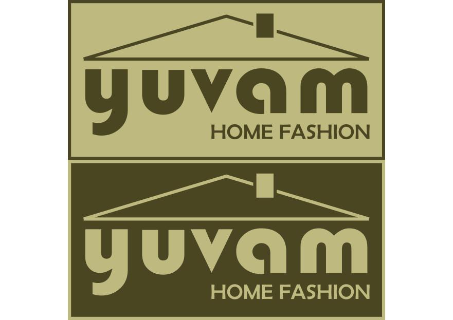Ev Tekstili  Logo Tasarımı yarışmasına tasarımcı cahitburak tarafından sunulan  tasarım