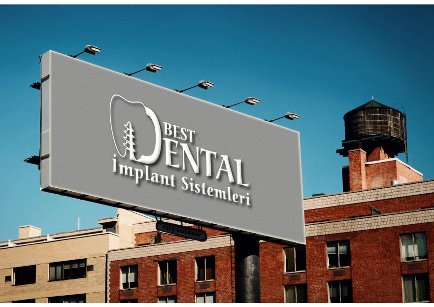 Best Dental Yeni logosunu arıyor yarışmasına tasarımcı By Ark tarafından sunulan  tasarım