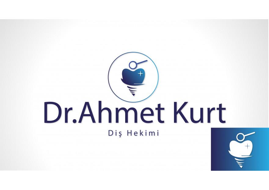 Klinik isim logo ve kartvizit tasarım yarışmasına ZeynepK tarafından girilen tasarım