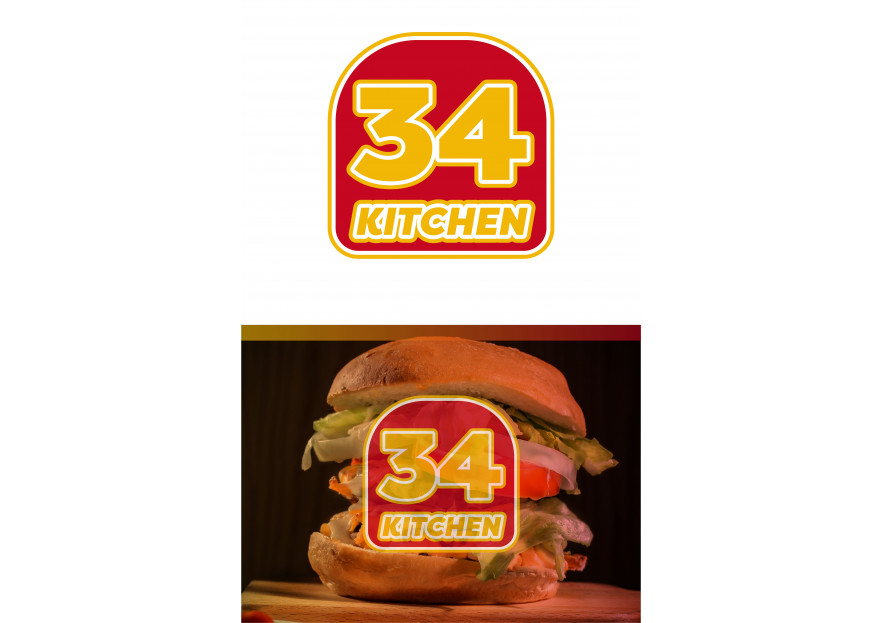 Butik Restoranımız İçin Logo Çalışması yarışmasına doksanbiR tarafından girilen tasarım