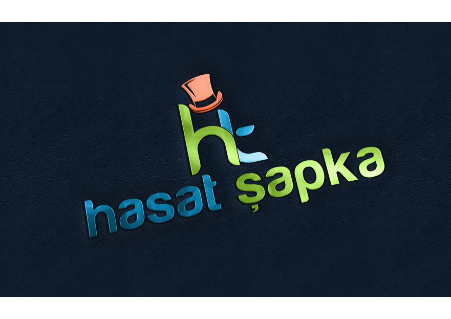 Ht Hasat Şapka Logo çalışması yarışmasına tasarımcı By Sönmez tarafından sunulan  tasarım