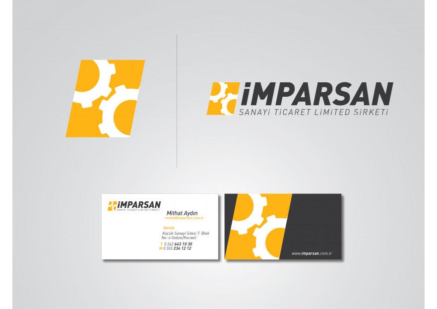 İMPARSAN SAN. TİC. LTD. Logo tasarımı yarışmasına magnesium_12 tarafından girilen tasarım