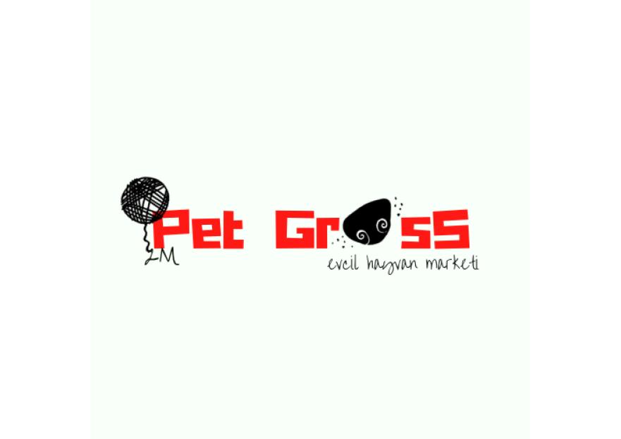 PET MARKET İÇİN LOGO TASARIMI yarışmasına tasarımcı ZGDIZAYN tarafından sunulan  tasarım