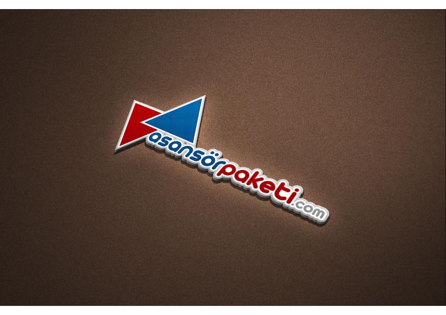 asansörpaketi.com  logosunu arıyor. yarışmasına Omer_KILINC tarafından girilen tasarım