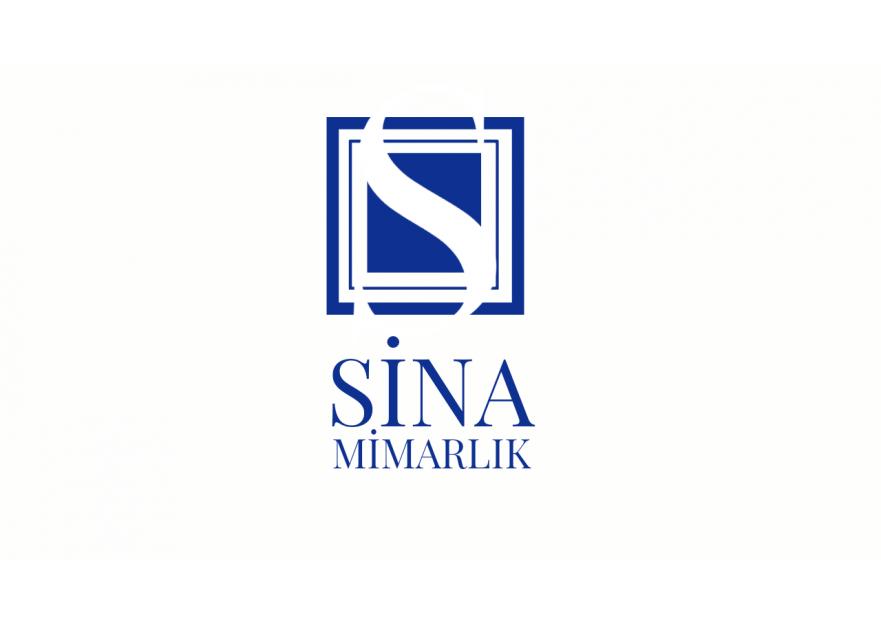 Sina Mimarlık Logosunu arıyor yarışmasına 2N1K tarafından girilen tasarım