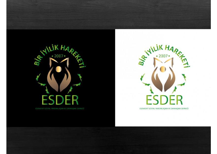 Yardımlaşma Derneği Logo Tasarımı yarışmasına tasarımcı Mucize ★☆✮✯★ tarafından sunulan  tasarım