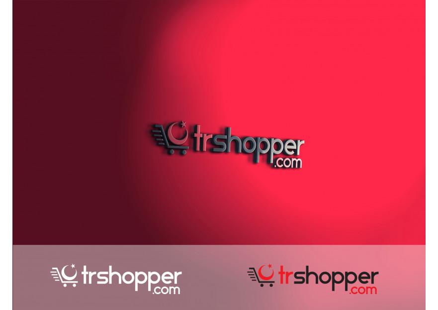 E-ticaret sitemiz için logo yarışmasına tasarımcı SZR Graphic Design tarafından sunulan  tasarım