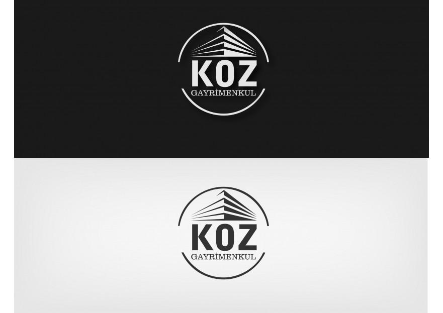 Gayrimenkul Firmamız İçin Logo Tasarım yarışmasına avaqado tarafından girilen tasarım