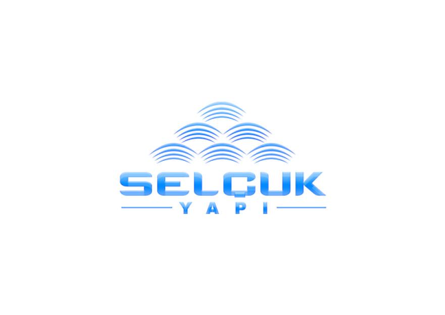 SELÇUK Yapı Logo Tasarımı yarışmasına tasarımcı ibrc_tasarim tarafından sunulan  tasarım