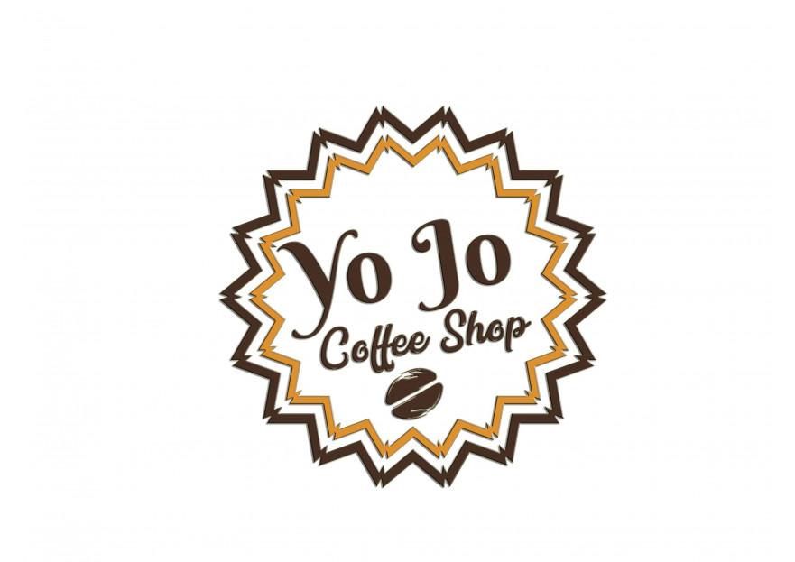 Kahveci Logosu yarışmasına tasarımcı knrzbk tarafından sunulan  tasarım
