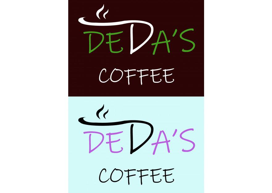 Kurumsal Olabilcek bir Coffee Marka LOGO yarışmasına tasarımcı nbbesiz tarafından sunulan  tasarım