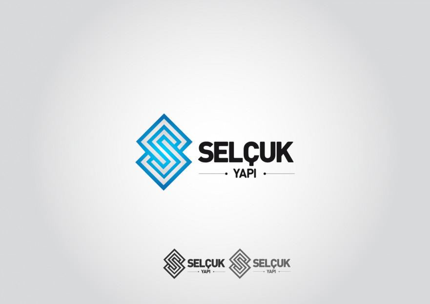 SELÇUK Yapı Logo Tasarımı yarışmasına S.U(uvyz1243) tarafından girilen tasarım