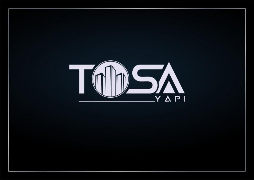 TOSA YAPI logomuz maharetli ellerinizde. yarışmasına BLACK™ tarafından girilen tasarım