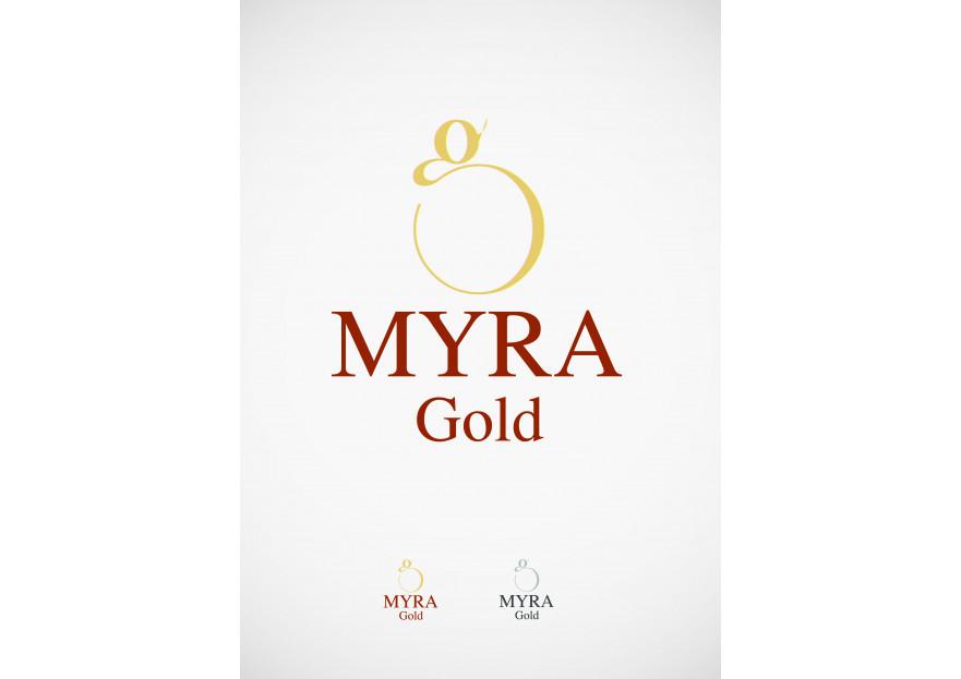 Myra Gold Kurumsal Kimlik Logosu yarışmasına tasarımcı Cagri tarafından sunulan  tasarım