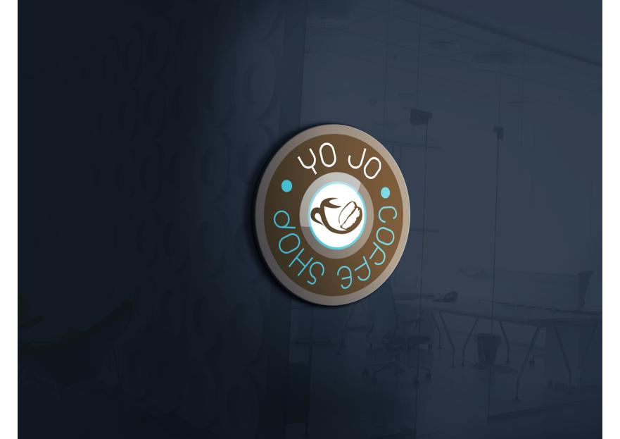 Kahveci Logosu yarışmasına tasarımcı lices tarafından sunulan  tasarım