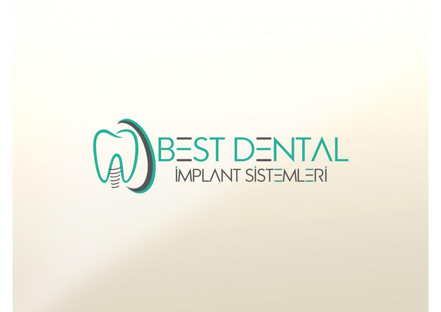 Best Dental Yeni logosunu arıyor yarışmasına tasarımcı Mucize ★☆✮✯★ tarafından sunulan  tasarım