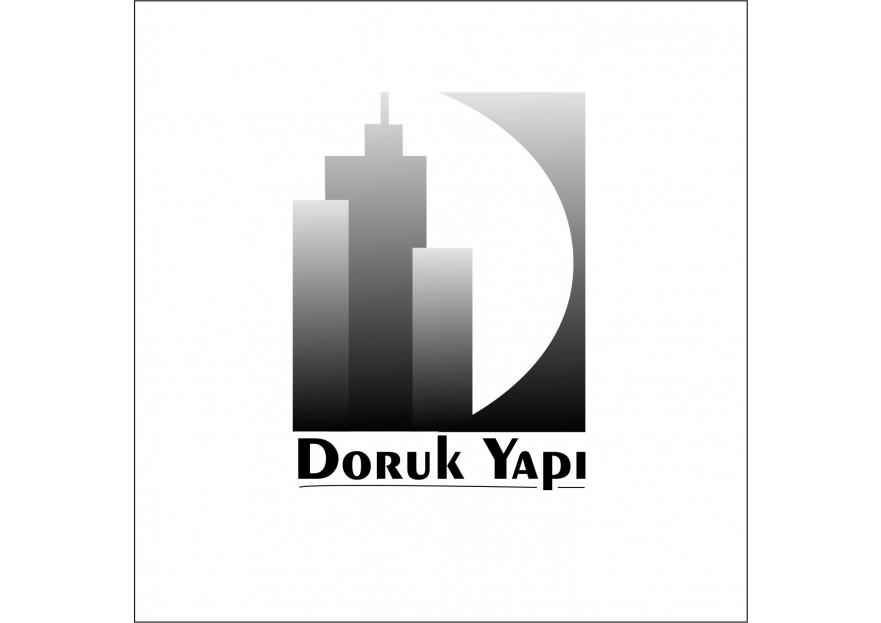 Doruk Yapı Aş. Logo, kartvizit tasarımı yarışmasına tasarımcı brus tarafından sunulan  tasarım