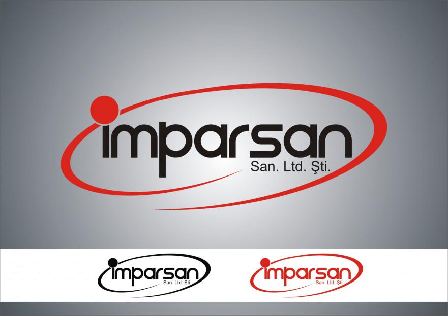 İMPARSAN SAN. TİC. LTD. Logo tasarımı yarışmasına tasarımcı RΛPİDO ™ tarafından sunulan  tasarım