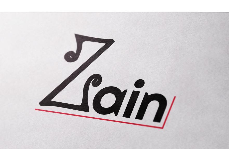 ZAIN - logo ve kurumsal kimlik tasarimi yarışmasına tasarımcı X85 tarafından sunulan  tasarım