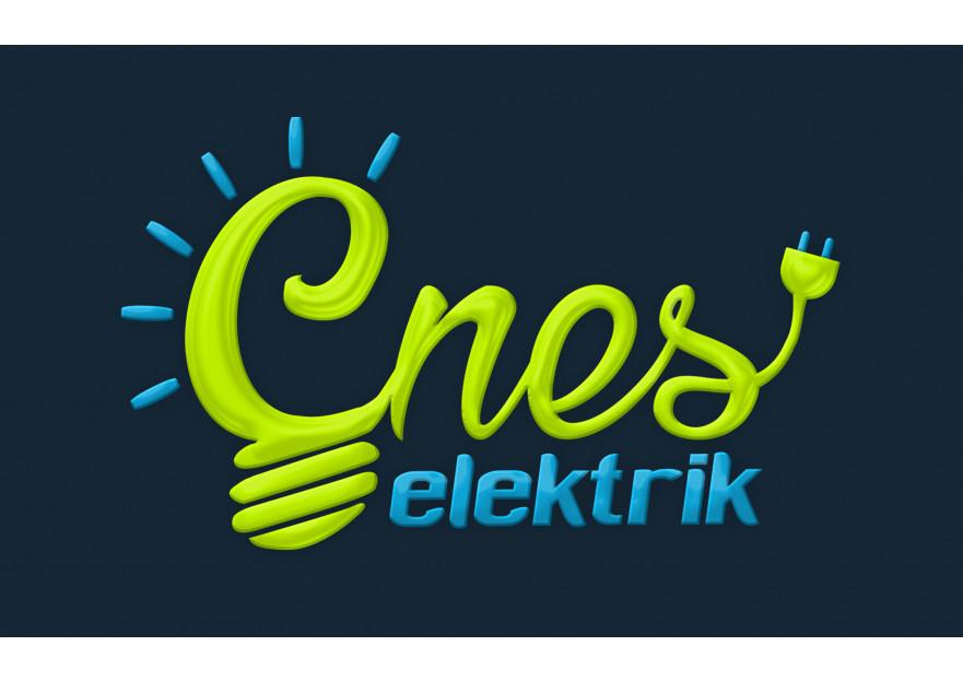 ENES ELEKTRİK LOGOSUNU ARIYOR yarışmasına samedGR tarafından girilen tasarım
