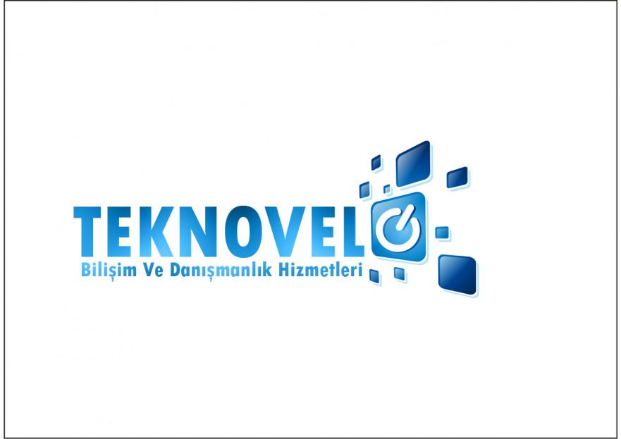 Bilisim ve Danismanlik firmasi icin logo yarışmasına tasarımcı MustafaGuven tarafından sunulan  tasarım