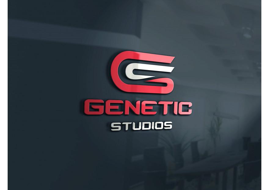 Oyun Firması İçin Logo Tasarımı yarışmasına tasarımcı X59 tarafından sunulan  tasarım