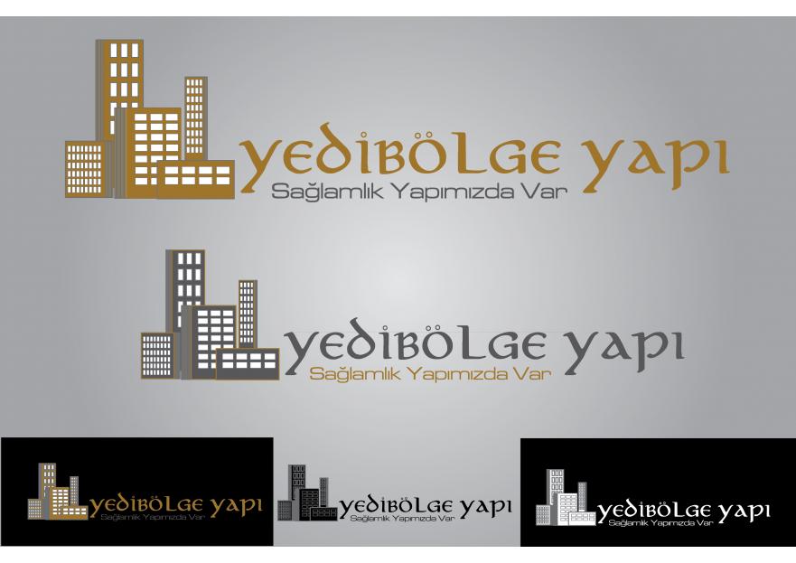 İnşaat firmamız için logo tasarımı yarışmasına tasarımcı Sparta tarafından sunulan  tasarım