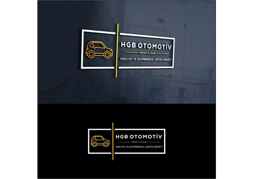 HGB OTOMOTİV NAKLİYAT VE GAYRİMENKUL DAN yarışmasına tasarımcı aryart tarafından sunulan  tasarım