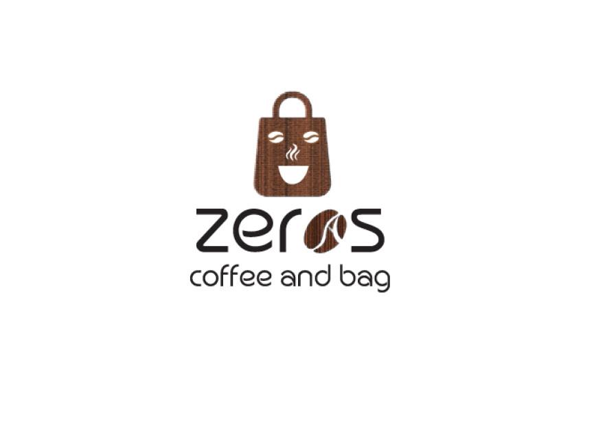 Butik kahve ve çanta dükkanı için logo! yarışmasına Ysnext tarafından girilen tasarım