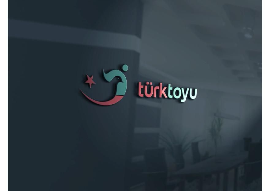 Türktoyu için logo arayışındayız yarışmasına grafikerh tarafından girilen tasarım