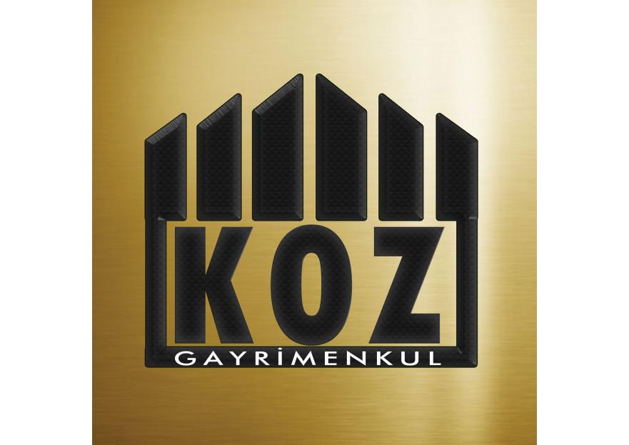 Gayrimenkul Firmamız İçin Logo Tasarım yarışmasına OnurAVCI tarafından girilen tasarım