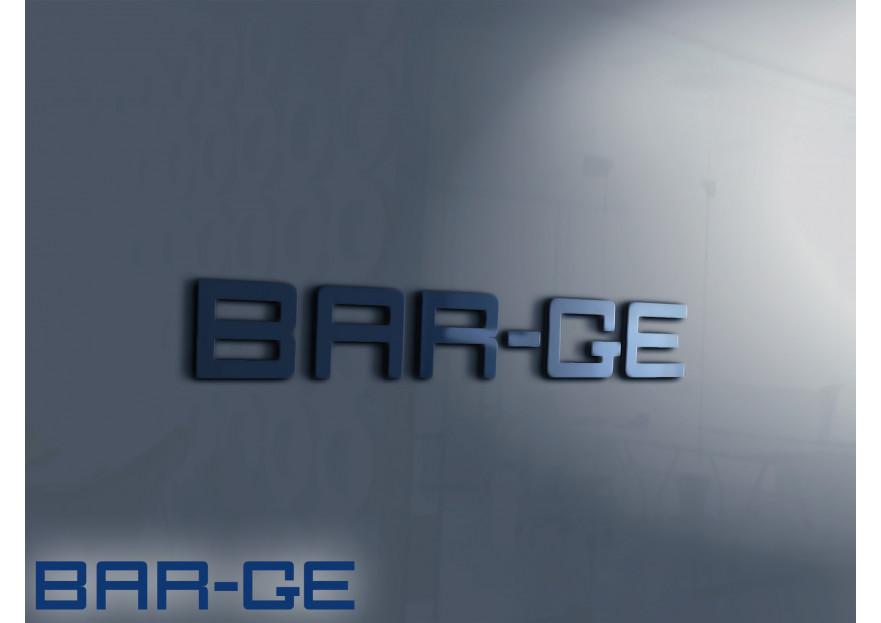 BAR-GE Elektronik için LOGO tasarımı yarışmasına tasarımcı Tunch tarafından sunulan  tasarım