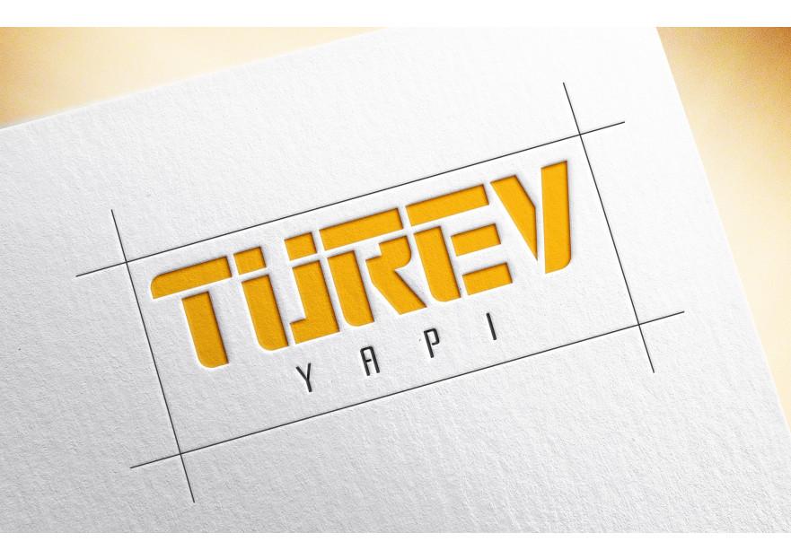 TÜREV YAPI Proje Ofisimize Logo Arıyoruz yarışmasına tasarımcı drenk tarafından sunulan  tasarım